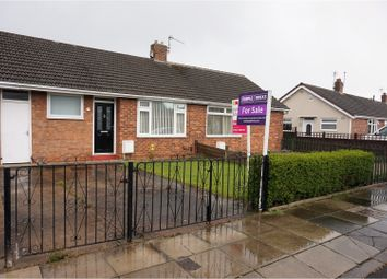 Thumbnail 1 bedroom bungalow for sale in Thistle Road, Stockton-On-Tees