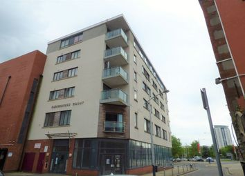 Thumbnail 1 bed flat for sale in Salubrious Passage, Swansea