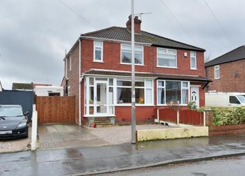 Thumbnail 2 bed semi-detached house for sale in Longmead Avenue, Hazel Grove, Stockport, Cheshire