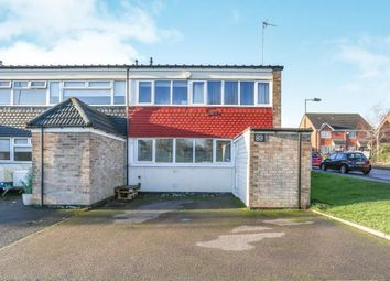 Thumbnail 3 bed end terrace house for sale in Auckland Drive, Smiths Wood, Birmingham, .