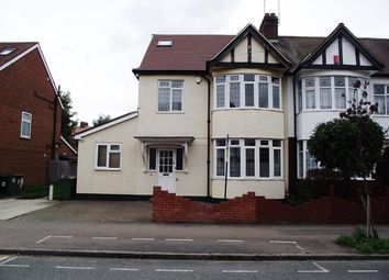 Thumbnail 4 bedroom end terrace house for sale in Greenway Avenue, Walthamstow, London