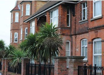 Thumbnail 1 bed flat to rent in Cliftonville Avenue, Cliftonville, Margate