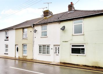 Thumbnail 2 bed terraced house for sale in Stoke Road, Hoo, Rochester, Kent