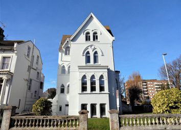 Thumbnail Studio for sale in Flat 5, 129 Rowlands Road, Worthing