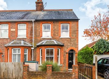 Thumbnail 3 bed end terrace house for sale in Cambridge Road, St.Albans