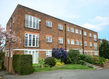 Thumbnail 3 bed flat for sale in Treglos Court, Oatlands Drive, Weybridge, Surrey