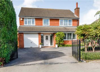 Thumbnail 6 bed detached house for sale in Wrenbury Road, Duston, Northampton