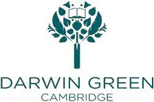 Thumbnail 2 bed flat for sale in Darwin Green, Huntingdon Road, Cambridge