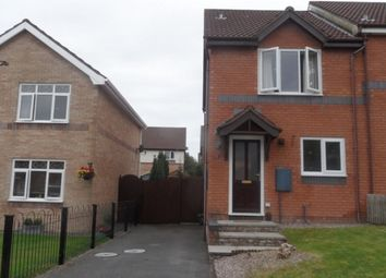 Thumbnail 2 bedroom end terrace house to rent in Llys Baldwin, Gowerton, Swansea.