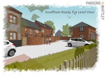 Thumbnail 2 bed semi-detached house for sale in Swaffham Road, Dereham