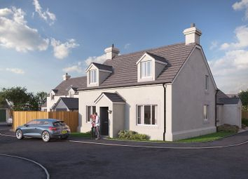Thumbnail 3 bed semi-detached house for sale in Plot No 11., Triplestone Close, Herbrandston, Milford Haven