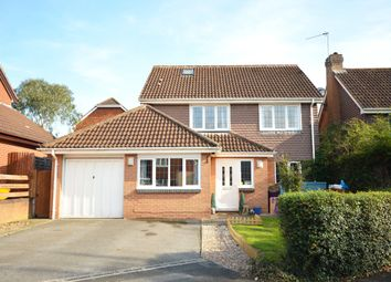 Thumbnail 5 bed detached house for sale in The Panney, Exeter