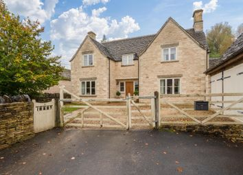 Thumbnail 4 bed detached house for sale in Barnsley Place, Rodmarton, Cirencester