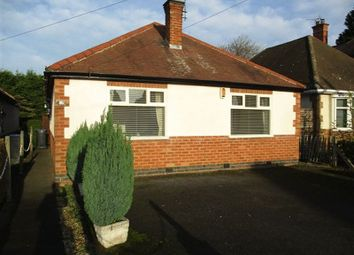 Thumbnail 2 bed bungalow for sale in Kingsfield Road, Barwell, Leicester