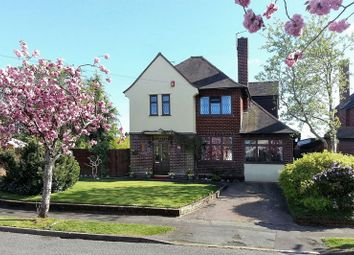 Thumbnail 3 bedroom detached house for sale in Cranford Road, Finchfield, Wolverhampton