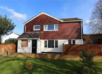 Thumbnail 3 bed detached house for sale in Lansdowne Gardens, Romsey, Hampshire