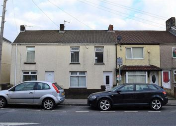 Thumbnail 3 bed terraced house for sale in Llangyfelach Road, Swansea