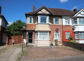 Thumbnail 3 bed maisonette to rent in Barnard Gardens, Hayes