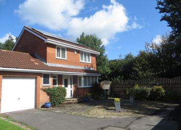 Thumbnail 4 bedroom detached house for sale in Hobbiton Road, Worle, Weston Super Mare