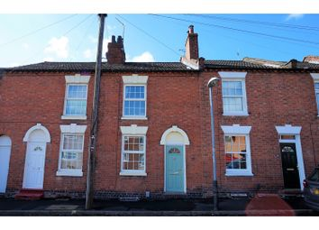 Thumbnail 2 bed terraced house for sale in Hill Street, Warwick