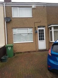 Thumbnail 2 bed terraced house to rent in Edward Street, Cleethorpes