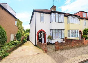 Thumbnail 3 bed end terrace house for sale in Pembroke Road, Bickley, Bromley