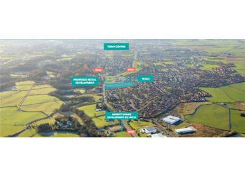 Thumbnail Land for sale in Development Land, Glasgow Road, Kilmarnock, Scotland