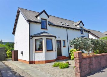 Thumbnail 2 bed cottage for sale in Cora Linn Court, Brodick, Isle Of Arran