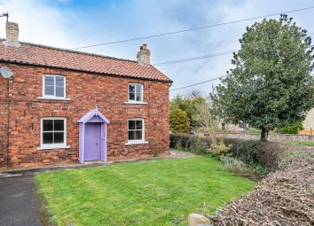 Thumbnail 3 bed property for sale in Corner House, Brawby, Malton