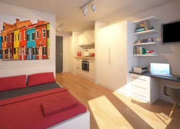 Thumbnail 1 bedroom flat to rent in Hassell Street, Newcastle Under Lyme