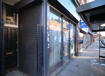 Thumbnail Retail premises to let in Tottenham Lane, London