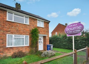 Thumbnail 3 bed semi-detached house for sale in Longbourne Green, Godalming