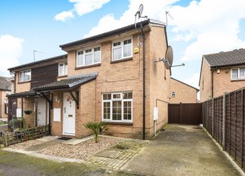 Thumbnail 3 bed end terrace house for sale in Repens Way, Yeading, Hayes