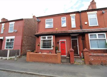 Thumbnail 3 bed end terrace house for sale in Braemar Road, Fallowfield, Manchester