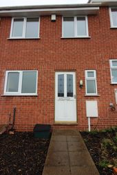 Thumbnail 1 bed town house to rent in Linby Close, Gedling, Nottingham