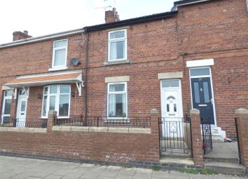 Thumbnail 3 bed terraced house for sale in North Street, Fryston, Castleford
