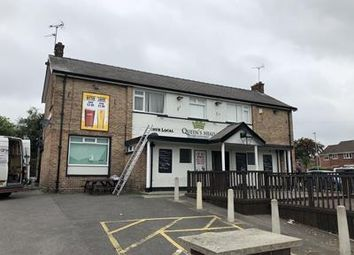 Thumbnail Pub/bar for sale in Queens Head, 118 Kendal Drive, Castleford, West Yorkshire