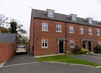 Thumbnail 3 bed end terrace house for sale in Roberts Court, Northwich