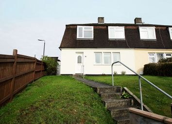 Thumbnail 3 bedroom semi-detached house to rent in Shrewsbury Road, Plymouth, Devon