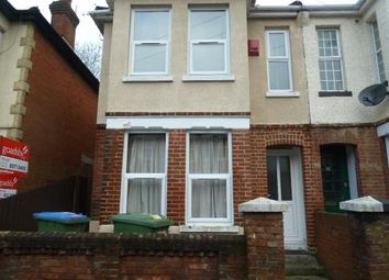 Thumbnail 5 bedroom terraced house to rent in Burlington Road, Southampton