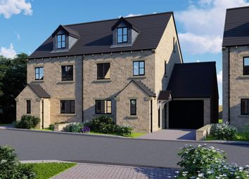 Thumbnail 4 bed semi-detached house for sale in The Wentworth, Cherry Tree Grove, Royston Lane, Barnsley
