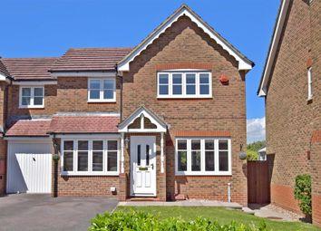 Thumbnail 3 bed semi-detached house for sale in Chanctonbury, Ashington, West Sussex