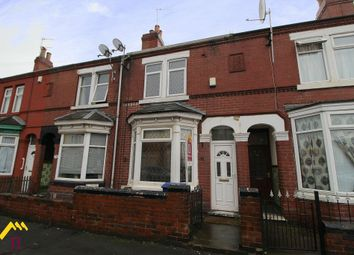 Thumbnail 3 bed terraced house for sale in Broughton Avenue, Doncaster
