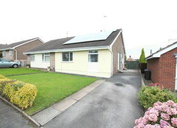 Thumbnail 2 bed semi-detached bungalow to rent in Lotus Avenue, Knypersley, Stoke-On-Trent