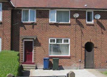 Thumbnail 1 bed terraced house to rent in Newminister Road, Newcastle Upon Tyne