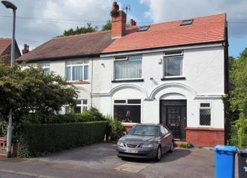 Thumbnail 6 bed semi-detached house for sale in Chretien Road, Manchester, Greater Manchester