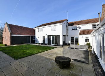 Thumbnail 5 bed equestrian property for sale in High Mill Hill, Ludham, Great Yarmouth, Norfolk.