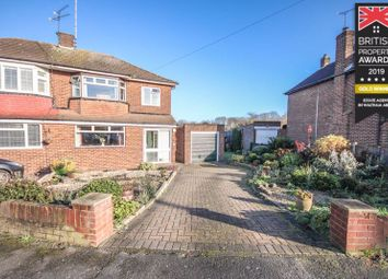 Thumbnail 3 bed semi-detached house for sale in Woodbrook Gardens, Waltham Abbey