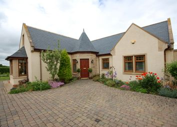 Thumbnail 5 bed detached house for sale in Quarrywood, Spynie, Elgin