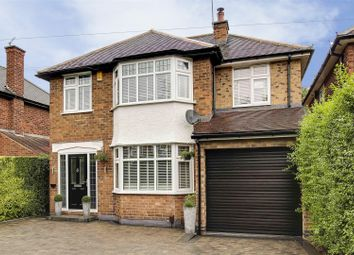 Thumbnail 5 bed detached house for sale in Stanhome Drive, West Bridgford, Nottinghamshire